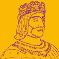 Portrait du père d'Anne de Bretagne, François II